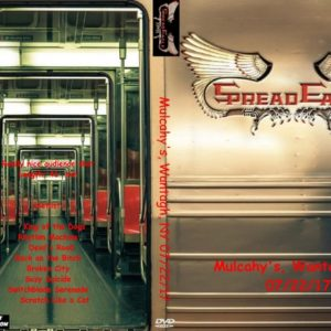 Spread Eagle 2017-07-22 Mulcahy's, Wantagh, NY DVD