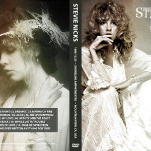 Stevie Nicks 1989-10-20 Mountain View, CA DVD