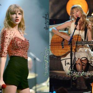 Taylor Swift 2012-11-11 VH1 Storytellers DVD