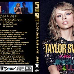 Taylor Swift 2014 Z100s DVD