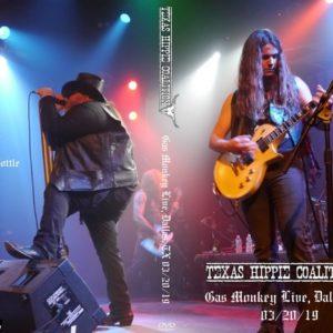 Texas Hippie Coalition 2015-03-20 Gas Monkey Live, Dallas, TX DVD