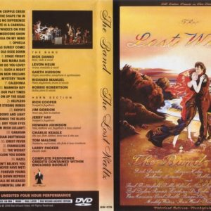 The Band The Lost Waltz DVD