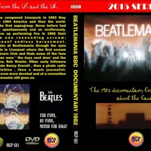 The Beatles Beatlemania BBC Documentary 1982 DVD