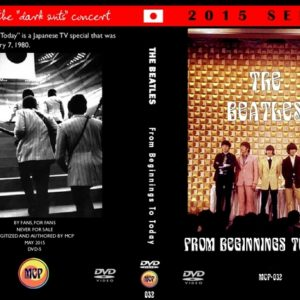 The Beatles From Beginnings To Today DVD