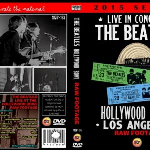 The Beatles Hollywood Bowl Raw Footage, Los Angeles, CA 1965 DVD
