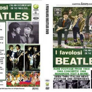 The Beatles I Favolosi Beatles Italian Documentary DVD