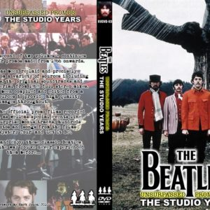 The Beatles Unsurpassed Promos Studio Years 2 DVD