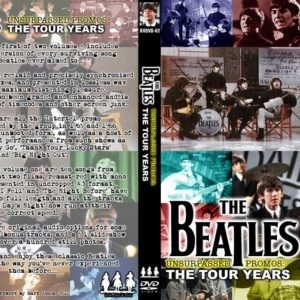 The Beatles Unsurpassed Promos Tour Years 2 DVD