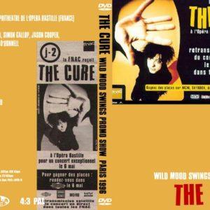 The Cure 1996-05-06 WMS Promo, Paris, France DVD