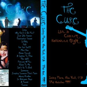 The Cure 1997-10-31 Irving, NY DVD