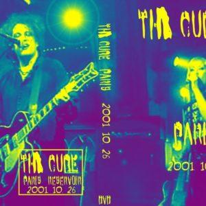 The Cure 2001-10-26 Paris, France DVD