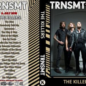 The Killers 2018-07-08 TRNSMT, Glasgow Green, Glasgow, Scotland DVD