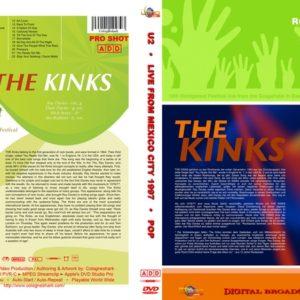 The Kinks 1982-04-04 Rockpalast, Germany DVD
