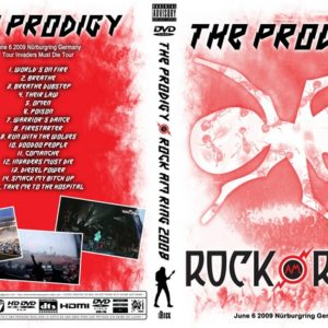 The Prodigy 2009-06-06 Rock Am Ring, Germany DVD