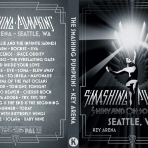 The Smashing Pumpkins 2018-08-24 Key Arena, Seattle, WA DVD