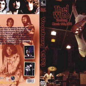 The Who 1973-03-10 Sporthall De Vliergermolen, Voorburg, Holland DVD