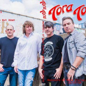 Tora Tora 2019-02-27 Monsters Of Rock Cruise, Miami, FL DVD