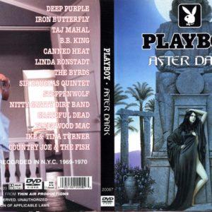 VA 1969-1970 Playboy After Dark Compilation DVD