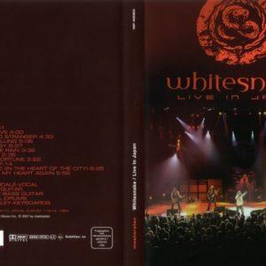 Whitesnake 1984-08-12 Super Rock, Tokyo, Japan DVD
