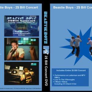 Beastie Boys 2$ Concert MTV DVD