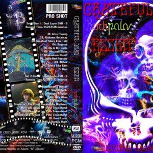 Greatful Dead 1981-03-29 Rockpalast, Germany 2 DVD