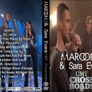 Maroon 5 & Sara Evans CMT Crossroads DVD