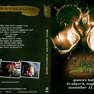 Sabbat 1989-11-23 Bradford, England DVD