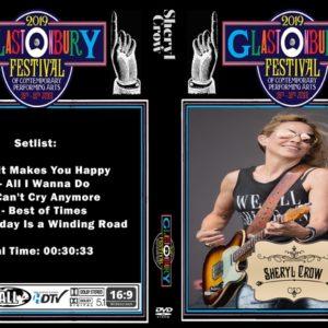 Sheryl Crow 2019 Glastonbury Festival DVD