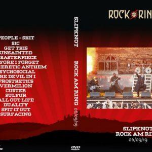 Slipknot 2019-06-09 Rock Am Ring DVD