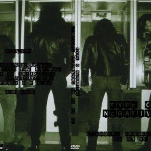 Type O Negative 1991-05-03 L'Amour, Brooklyn, NY DVD