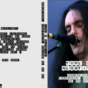 Type O Negative 2007-08-03 Woodstock, Kostrzyn, Poland DVD