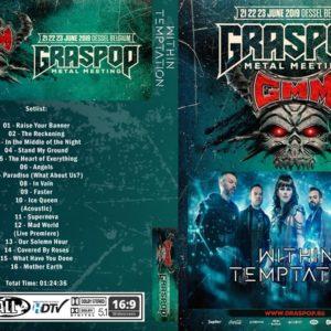 Within Temptation 2019 Graspop DVD
