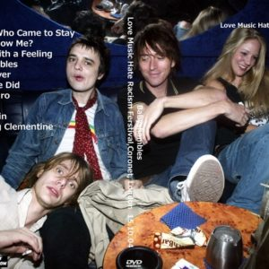 Babyshambles 2004-10-15 Love Music Hate Racism Ferstival, Coronet, London, UK DVD