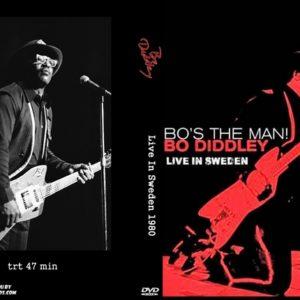Bo Diddley Live In Sweden 1980 DVD