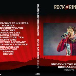 Bring Me the Horizon 2019-06-08 Rock Am Ring DVD