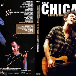 Bruce Springsteen 1981-09-08 Chicago, IL DVD