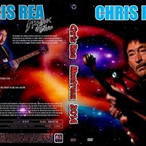 Chris Rea 2014-07-05 Montreux Jazz Festival, Switzerland DVD