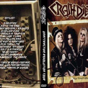 Crashdiet 2007-10-18 Unattractive Revolution Tour DVD