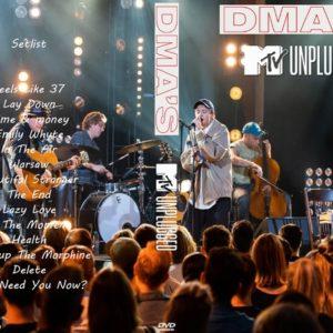 DMA's 2019 MTV Unplugged, Melbourne, Australia DVD