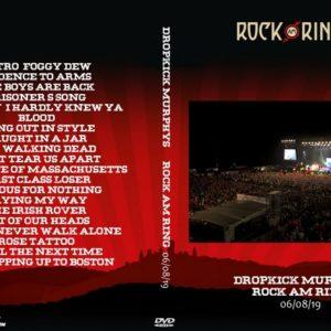 Dropkick Murphys 2019-06-08 Rock Am Ring DVD