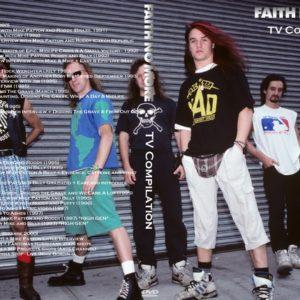Faith No More TV Compilation 2 DVD