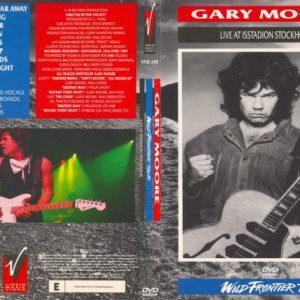 Gary Moore 1987-04-25 Isstadion, Stockholm, Sweden DVD