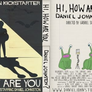 Hi, How Are You Daniel Johnston 2015 DVD