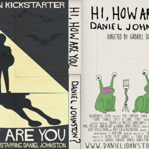 Hi, How Are You Daniel Johnston 2015 DVD