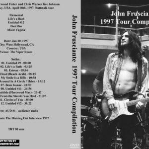 John Frusciante 1997 Tour Compilation DVD