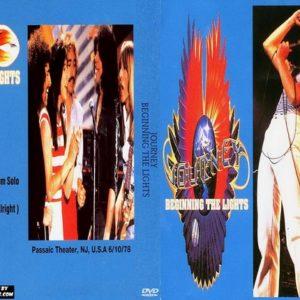 Journey 1978-06-10 Capitol Theater, Passaic, NJ DVD