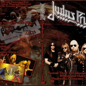 Judas Priest 2009-07-22 Nashville, TN DVD