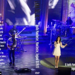 Lana Del Rey 2013-05-24 O2 Apollo Manchester, Manchester, England DVD