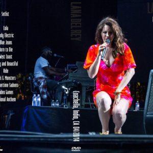 Lana Del Rey 2014-04-20 Coachella, Indio, CA DVD