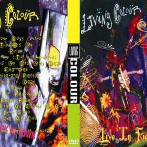 Living Colour 1992-01-26 Hollywood Rock, Rio, Brazil DVD